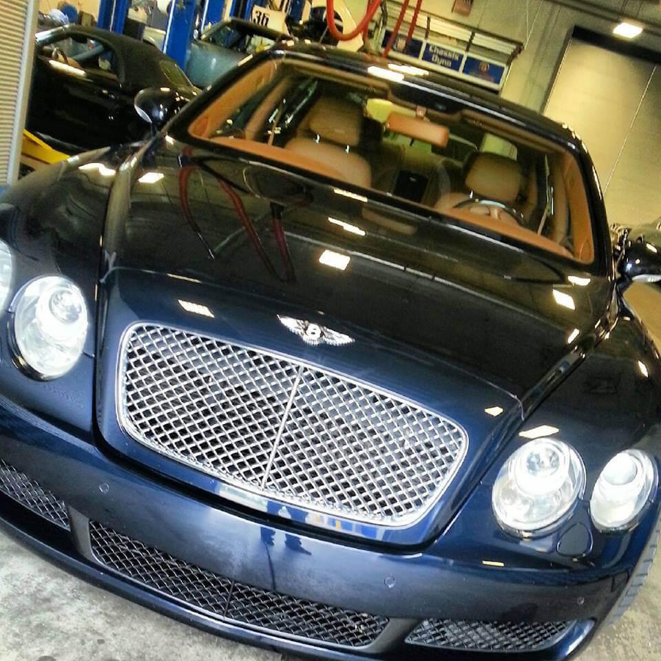 Bentley Windshield Replacement Elite Auto Glass